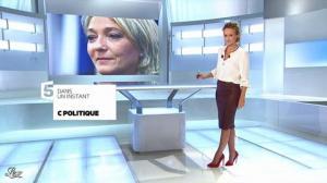 Caroline Roux dans C Politique - 07/10/12 - 03