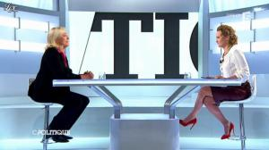 Caroline Roux dans C Politique - 07/10/12 - 05