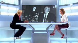 Caroline Roux dans C Politique - 07/10/12 - 06