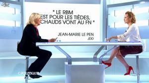Caroline Roux dans C Politique - 07/10/12 - 08