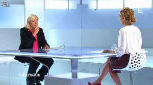 Caroline Roux dans C Politique - 07/10/12 - 10