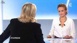 Caroline Roux dans C Politique - 07/10/12 - 15