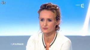 Caroline Roux dans C Politique - 07/10/12 - 16