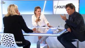 Caroline Roux dans C Politique - 07/10/12 - 19