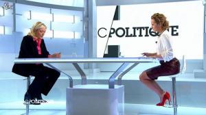 Caroline Roux dans C Politique - 07/10/12 - 22