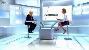Caroline Roux dans C Politique - 07/10/12 - 23