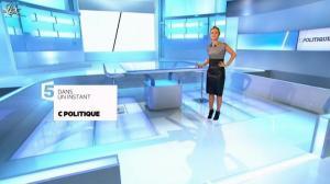 Caroline Roux dans C Politique - 09/09/12 - 01