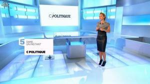 Caroline Roux dans C Politique - 09/09/12 - 02