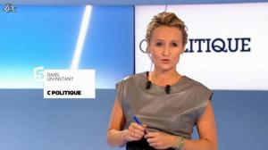 Caroline Roux dans C Politique - 09/09/12 - 03