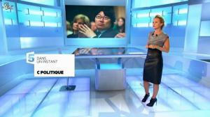 Caroline Roux dans C Politique - 09/09/12 - 04