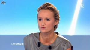 Caroline Roux dans C Politique - 09/09/12 - 11
