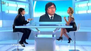 Caroline Roux dans C Politique - 09/09/12 - 12