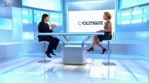 Caroline Roux dans C Politique - 09/09/12 - 14