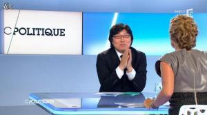 Caroline Roux dans C Politique - 09/09/12 - 16