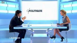 Caroline Roux dans C Politique - 09/09/12 - 18