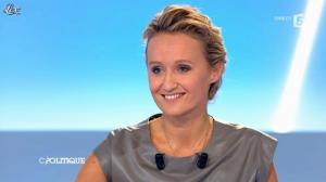 Caroline Roux dans C Politique - 09/09/12 - 19