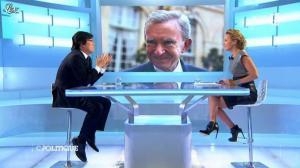Caroline Roux dans C Politique - 09/09/12 - 20