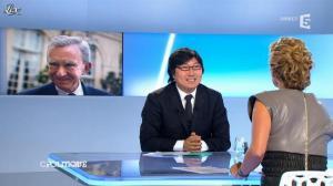 Caroline Roux dans C Politique - 09/09/12 - 21
