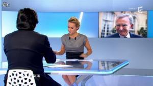 Caroline Roux dans C Politique - 09/09/12 - 24