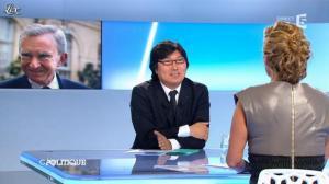 Caroline Roux dans C Politique - 09/09/12 - 26