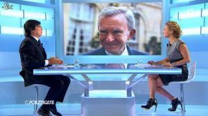 Caroline Roux dans C Politique - 09/09/12 - 27