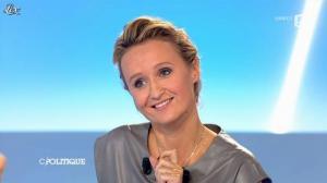 Caroline Roux dans C Politique - 09/09/12 - 28