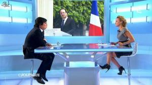 Caroline Roux dans C Politique - 09/09/12 - 30