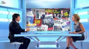 Caroline Roux dans C Politique - 09/09/12 - 31