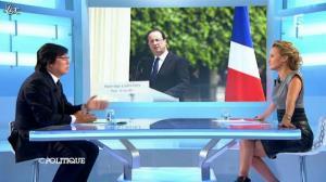 Caroline Roux dans C Politique - 09/09/12 - 33
