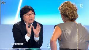 Caroline Roux dans C Politique - 09/09/12 - 37