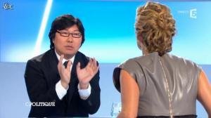 Caroline Roux dans C Politique - 09/09/12 - 39