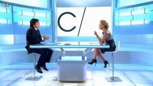 Caroline Roux dans C Politique - 09/09/12 - 41