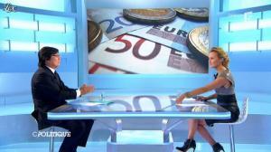 Caroline Roux dans C Politique - 09/09/12 - 42