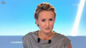 Caroline Roux dans C Politique - 09/09/12 - 43