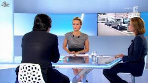 Caroline Roux dans C Politique - 09/09/12 - 48