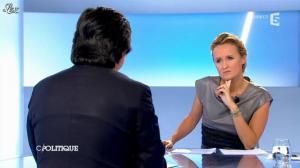 Caroline Roux dans C Politique - 09/09/12 - 49