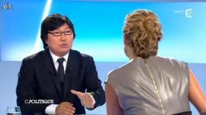 Caroline Roux dans C Politique - 09/09/12 - 50