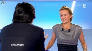 Caroline Roux dans C Politique - 09/09/12 - 51