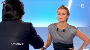 Caroline Roux dans C Politique - 09/09/12 - 52