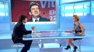 Caroline Roux dans C Politique - 09/09/12 - 56