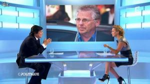 Caroline Roux dans C Politique - 09/09/12 - 58