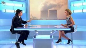 Caroline Roux dans C Politique - 09/09/12 - 59