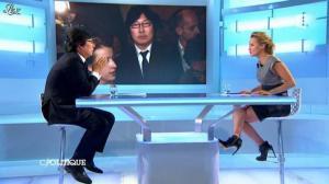 Caroline Roux dans C Politique - 09/09/12 - 61