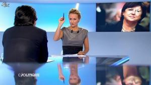 Caroline Roux dans C Politique - 09/09/12 - 63