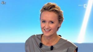 Caroline Roux dans C Politique - 09/09/12 - 66