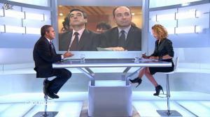 Caroline Roux dans C Politique - 14/10/12 - 04