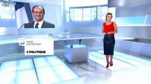 Caroline Roux dans C Politique - 16/09/12 - 02