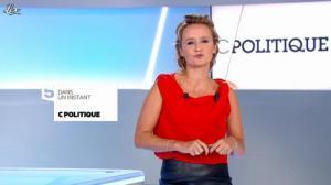 Caroline Roux dans C Politique - 16/09/12 - 03