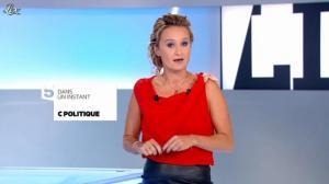 Caroline Roux dans C Politique - 16/09/12 - 04