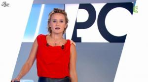 Caroline Roux dans C Politique - 16/09/12 - 08